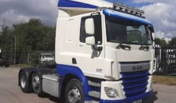 *SOLD* 2016 DAF CF 460 6X2 EURO 6 full