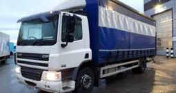 *SOLD* DAF CF 65.220 Curtainsider