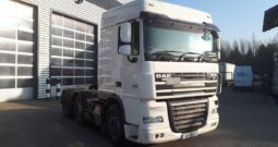 2012 DAF XF 105.460 & Tipping Gear