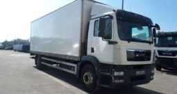 *SOLD* 2013 MAN TGM 18.250 Boxbody & Taillift