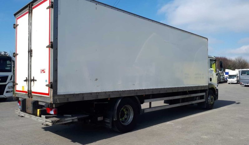 *SOLD* 2013 MAN TGM 18.250 Boxbody & Taillift full