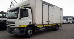 2006 DAF CF 65.250 BOX & TAIL LIFT