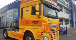 2016 DAF XF 510 6X2 SUPER SPACE CAB