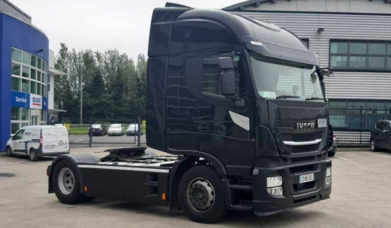 2017 IVECO STRALIS HI-WAY 460s 4×2 A/T full